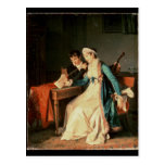 The Music Lesson, 1790 Post Cards