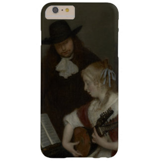 The Music Lesson Barely There iPhone 6 Plus Case