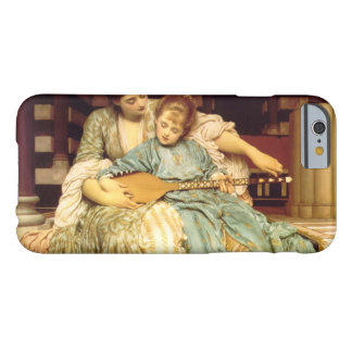 The Music Lesson by Frederic Leighton Barely There iPhone 6 Case