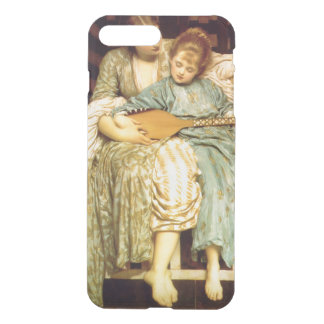 The Music Lesson by Frederic Leighton iPhone 8 Plus/7 Plus Case