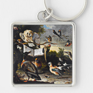 The Music Lesson Keychain