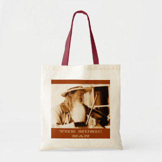 The Music Man Budget Tote Bag