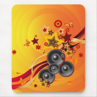 The Music Mouse Pad