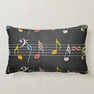 The Music Pillow2 Lumbar Pillow