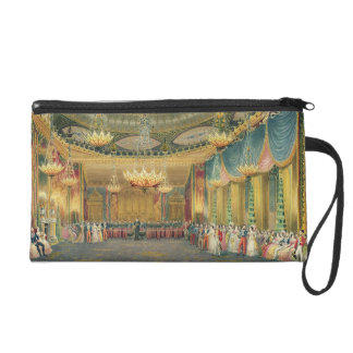 The Music Room, from 'Views of the Royal Pavilion, Wristlet