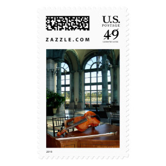 The Music Room Stamp