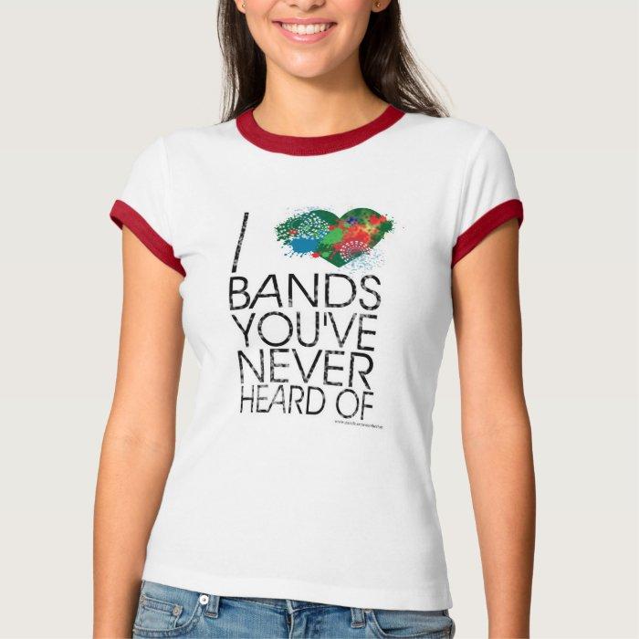 The Music Snob T-Shirt
