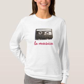 the music. T-Shirt