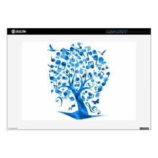 "The_Music_Tree 15"" Laptop Skins"
