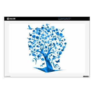 "The_Music_Tree 17"" Laptop Skins"