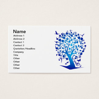 The_Music_Tree Business Card