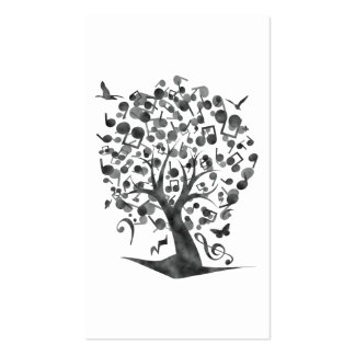 The_Music_Tree Business Cards