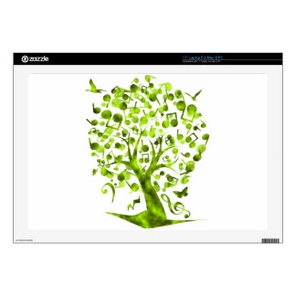 The_Music_Tree Decal For Laptop