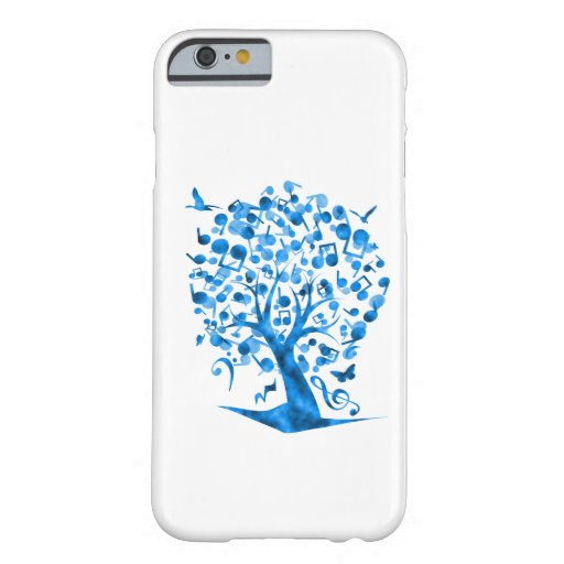 The_Music_Tree Funda De iPhone 6 Barely There