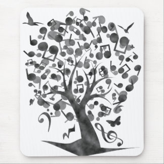 The_Music_Tree Mouse Pad