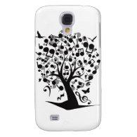 The_Music_Tree Samsung Galaxy S4 Case