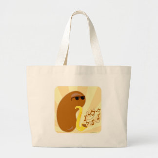 The Musical Fruit Tote Bag