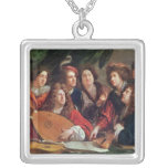 The Musical Society, 1688 Pendant