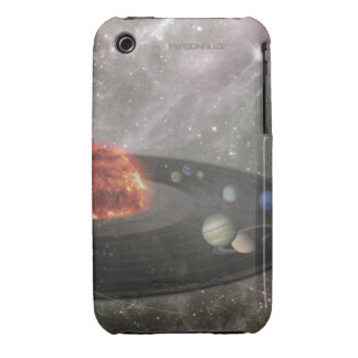 The Musical Universe Case-Mate iPhone 3 Cases