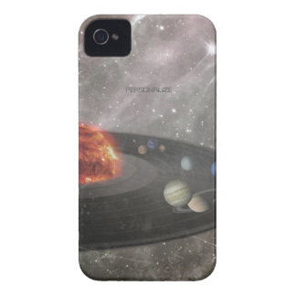 The Musical Universe iPhone 4 Cover