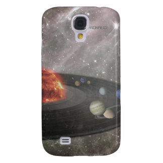 The Musical Universe Samsung Galaxy S4 Case