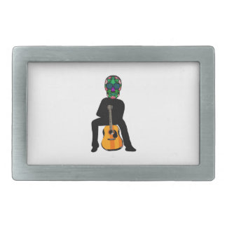 The Musician Belt Buckle