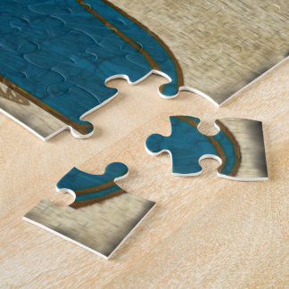 The Musician Egyptian Folk Art Jigsaw Puzzles