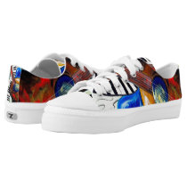 The Musician Low-Top Sneakers