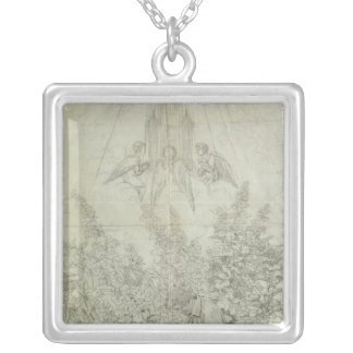 The Musician's Dream Silver Plated Necklace