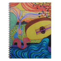 The musician's room notebooks