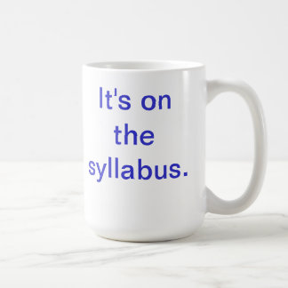 The Must-Have for Every Professor!! Coffee Mugs