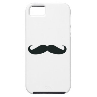The Mustache Design iPhone 5 Covers