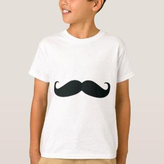 The Mustache Design T-Shirt