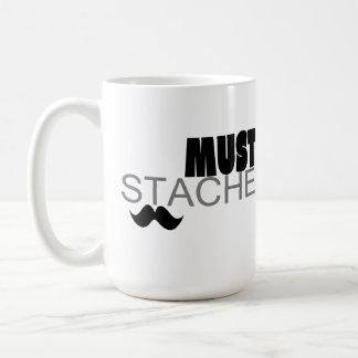 The Mustache Imperative (s1) Classic White Coffee Mug