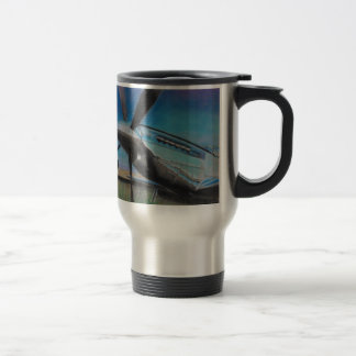 The Mustang Travel Mug