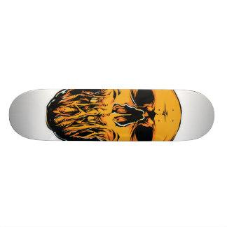 The Mutant Dead Skateboard Design
