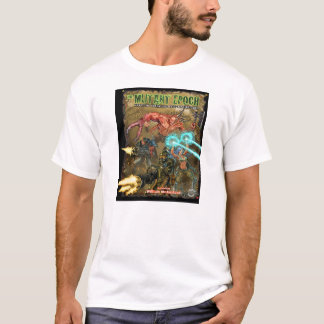 The Mutant Epoch RPG Cover T-Shirt