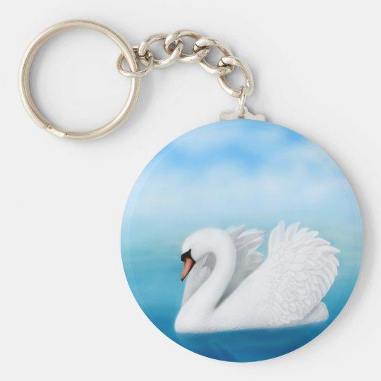 The Mute Swan Keychain