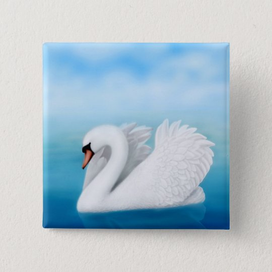 The Mute Swan Pin