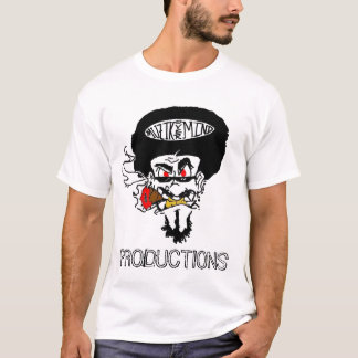 The Muzik Over Mind Production Whi... - Customized T-Shirt