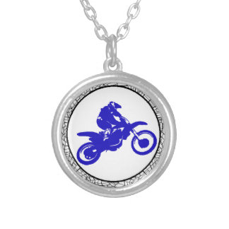 THE MX BLUE PERSONALIZED NECKLACE