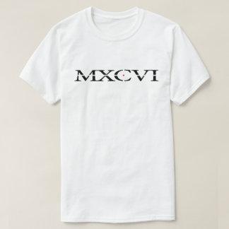 The MXCVI Tee White