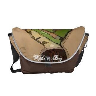 The My walk bag Messenger Bag