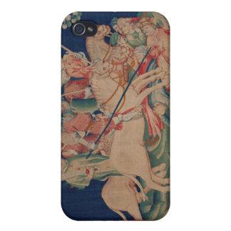 The Myriads of Horsemen iPhone 4/4S Cases
