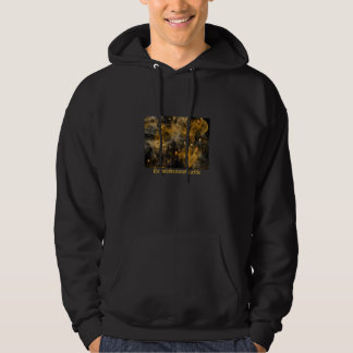 the mysterious castle hoodie