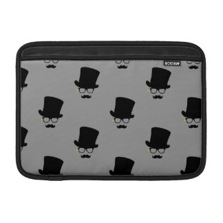 The Mysterious Man Pattern Art Sleeve For MacBook Air