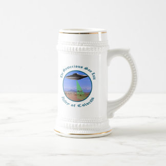 The Mysterious San Luis Valley Beer Stein