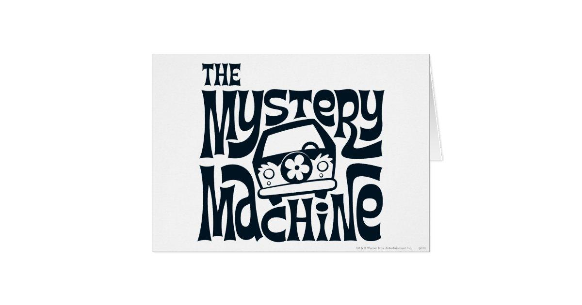 mystery machine logo