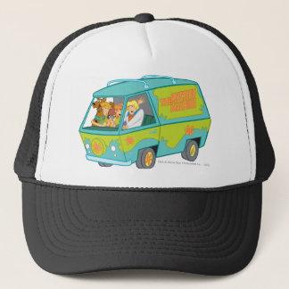 The Mystery Machine Shot 12 Trucker Hat