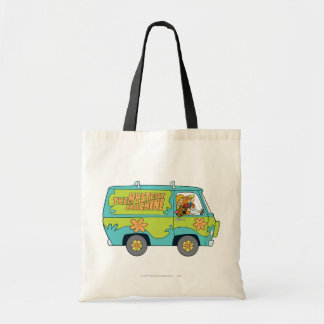 The Mystery Machine Shot 13 Canvas Bags